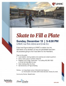 2015_Skate to Fill a Plate_Flyer